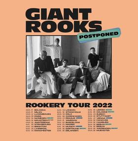 Bild: GIANT ROOKS - Rookery Tour 2020