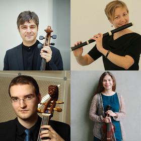 Bild: Sachsen in London - Englische Quartettmusik des XVIII.Jhds