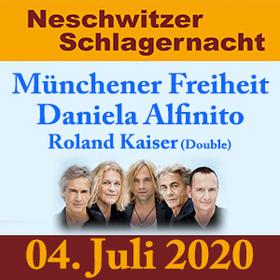 Bild: Neschwitzer Schlagernacht 2020 - Das größte Schlager Open-Air der Oberlausitz
