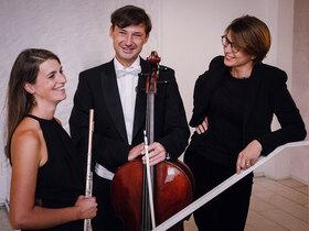 Bild: Schelberg-Trio - Kammermusikabend
