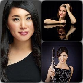 Bild: Trio Shulamit -Lieder, Arien, Kammermusik - Herbstliche Liedkunstreihe der GdM