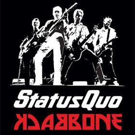 Bild: Status Quo  + Guest - présentés par Artefact Prl en accord avec Gérard Drouot Productions