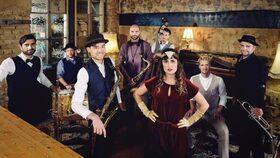 "Bild: The Huggee Swing Band's ""Nightmood"" feat. Franziska Schuster"