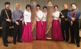 Bild: Tekizan Hirano & Friends - Koto- und Shakuhachimusik vom Feinsten