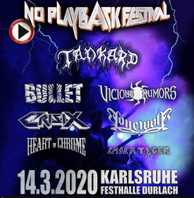 Bild: No Playback Festival