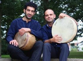 Bild: Duo Safar - Weltmusik