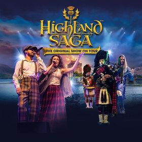 Bild: Highland Saga - Eine musikalische Zeitreise