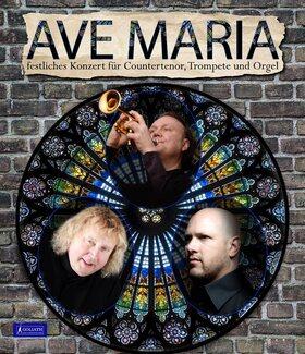 Bild: AVE MARIA - Festliches Konzert für Countertenor, Trompete und Orgel