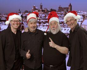 Bild: Die Bulzermärtl Band - Fränkisches Weihnachtsprogramm