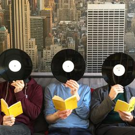 Bild: HipHoPoesie - Wie zwei Seiten einer Platte: Rap und Literatur