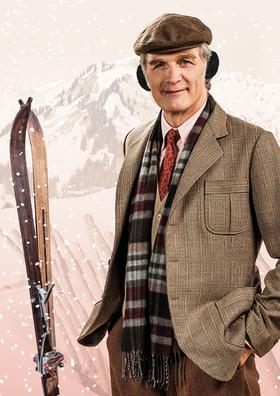 Bild: Weihnachten mit Erich Kästner - Ein Vorweihnachtsabend mit Walter Sittler
