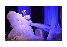 Bild: Gastspiel: TRAVIATA - Ein romantisches Spektakel - In Zusammenarbeit mit dem Italienischen Konsulat Freiburg