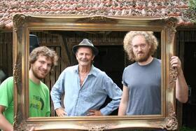 Bild: Wetsox-Trio - Bayerischer Mundart-Blues