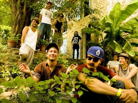 Jamaram - TO THE MOON AND THE SUN Tour