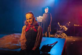 Bild: Edgar Allan Poes Unheimliche Geschichten - Nachtmahr nach Edgar Allan Poe