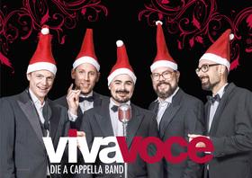 """Bild: Das VIVA VOCE Weihnachtskonzert - """"Wir schenken uns nix"""""""