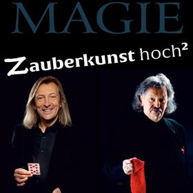 Bild: Das Erlanger Zauberduo - Zauberkunst hoch 2