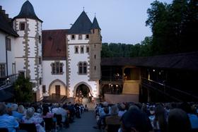 Bild: Götz von Berlichingen - Burgfestspiele Jagsthausen