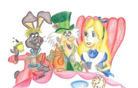 Alice im Wunderland - von Lewis Carroll