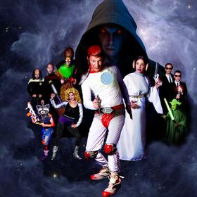 Bild: Das VPT - Helden der Galaxis