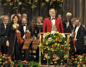 Bild: Neujahrskonzert - mit dem Johann-Strauß-Orchester Wiesbaden