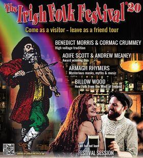 Bild: Irish Folk Festival 2020 - Come as a visitor - leave as a friend tour