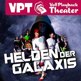 Bild: Das VPT: HELDEN DER GALAXIS - Helden der Galaxis