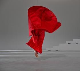 Bild: Geometrisches Ballett