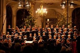 Adventskonzert – Himmelsklänge - Augsburger Domsingknaben, Harfe & Orgel