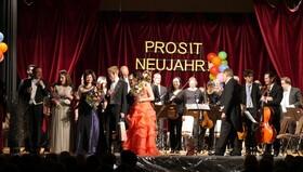 Bild: Neujahrskonzert 2020 - Mit den Rhein-Main-Philharmonikern Frankfurt am Main und internationalen Gesangssolisten