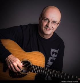 Bild: Jacques Stotzem - Acoustic Guitar Music