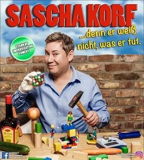 Bild: Sascha Korf - ...denn er weiß nicht, was er tut