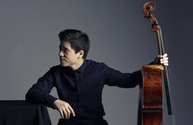 Bild: Isang Enders - Andreas Hering - 1. Winterkonzert 2019/20 - Kammermusik für Cello und Klavier von J. N. Hummel, Arvo Pärt und L. v. Beethoven