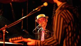 Bild: Elton-John- Duble Andreas Schulte