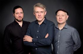 Bild: Klaus Spencker Trio - Crossing Borders