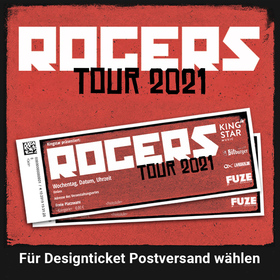 ROGERS - Live in Rostock