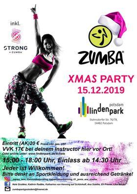 Bild: Zumba XMAS Party