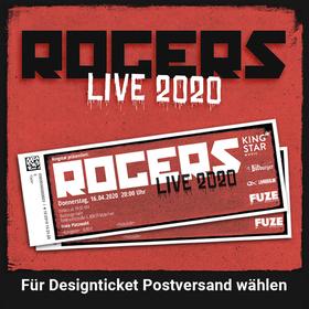 ROGERS - Live in Dresden