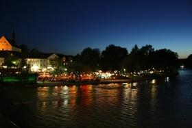 Bild: Tölzer Nachtflohmarkt