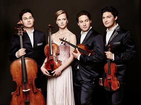 Bild: Reithauskonzerte Dillenburg - Schumann Quartett