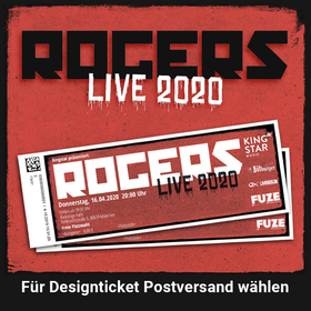ROGERS - Live in Münster
