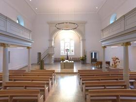 Bild: Weihnachtskonzerte des KlangForum Heidelberg - Weihnachtskonzert in der Evangelischen Kirche Schriesheim