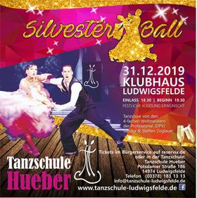 Bild: Silvesterball 2019/2020 - Tanzen Sie mit uns ins Neue Jahr