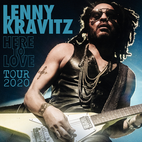 "Bild: LENNY KRAVITZ - ""Here To Love"" Tour 2020"