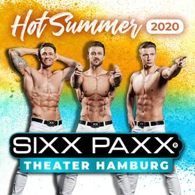 Bild: SIXX PAXX #hotsummer Hamburg 2020