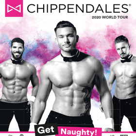 Bild: Chippendales - Get Naughty! World Tour 2020