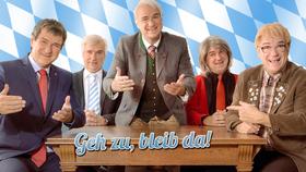 """Bild: Wolfgang Krebs - """"Geh zu, bleib da!"""""""