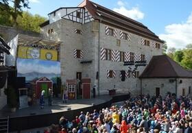 Bild: Pippi feiert Geburtstag - Frankenfestspiele Röttingen - Junges Theater