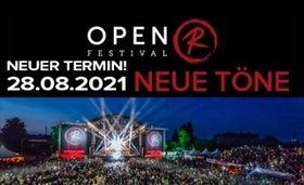"""Open R Festival """"Neue Töne"""" 2021 - Johannes Oerding, Lotte, Joris, Benne"""