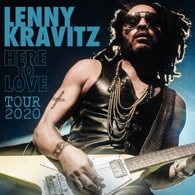 LENNY KRAVITZ - Here to Love Tour 2020